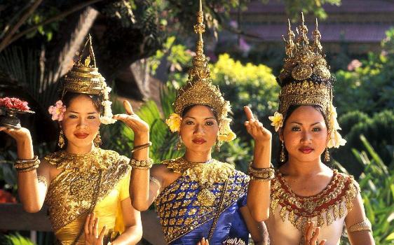 郑州到柬埔寨经典吴哥四星六日游