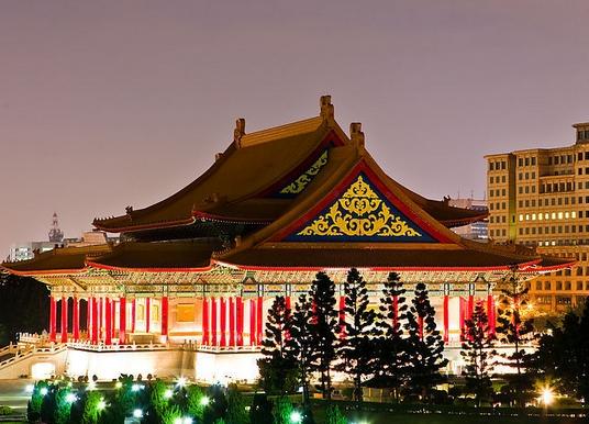 香港、台湾环岛品质八日游
