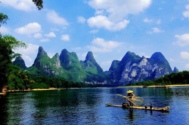 安阳到桂林、大漓江、阳朔、银子岩 美食纯玩双卧4日