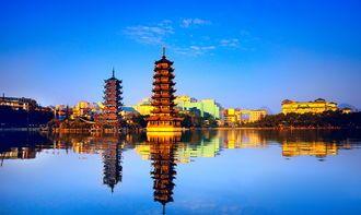 安阳到桂林亲子六日游白天班暑期特惠