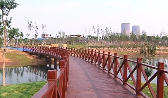 安阳西城公园正-安阳旅游团