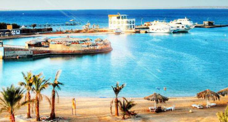 安阳到埃及阿联酋漫游11天