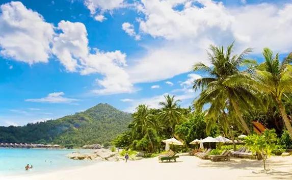 安阳到泰国精彩六日--沙美岛系列