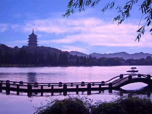 安阳到苏州寒山寺+西湖+上海+乌镇品质纯玩四日游