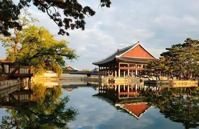 安阳到仁川、首尔、涂鸦秀双船6日游