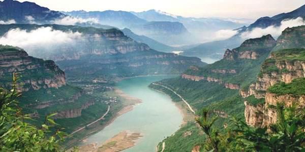 太行大峡谷(林-安阳旅游团