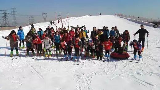 安阳天之瑶滑雪一日游