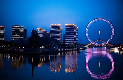 【漫游生活】汤阴到古北水镇+天津市区两日游