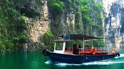 清明节出发:安阳到青龙峡+八泉峡+红豆峡二日游两日